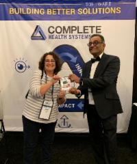 SIIA Conference Winner Diane Davidson