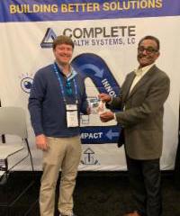 SIIA Conference Winner McCain Ashurst